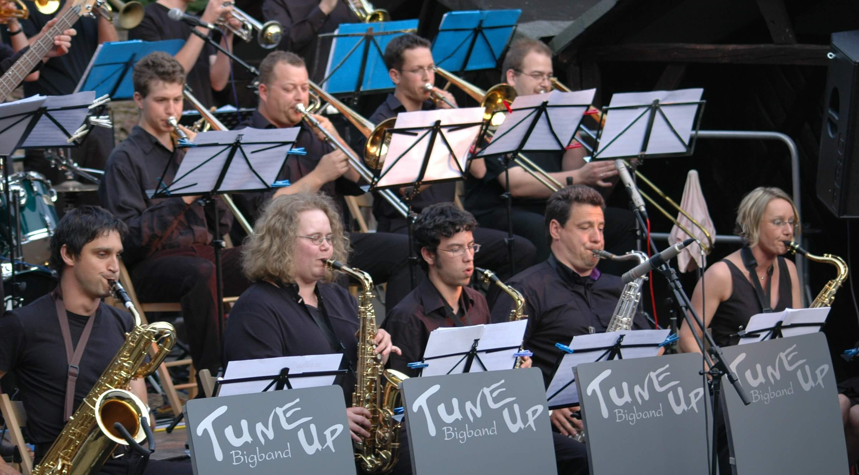 »Tune Up Bigband«