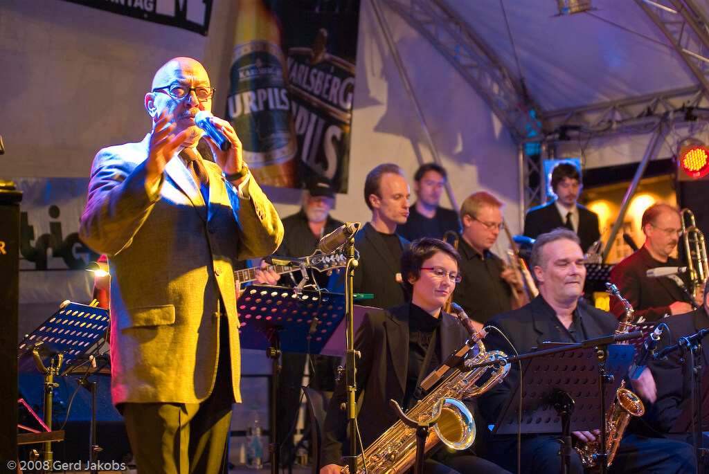 »JCT (Jazz Connection Trier) All Star Big Band feat. Hayati Kafe«