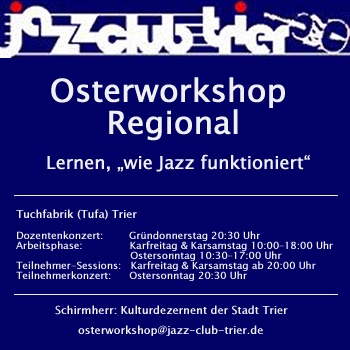 »Osterworkshop Regional«
