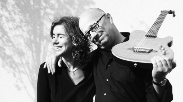 »Theresia Zils & Momo Rippinger Duo feat. Daisy Becker«