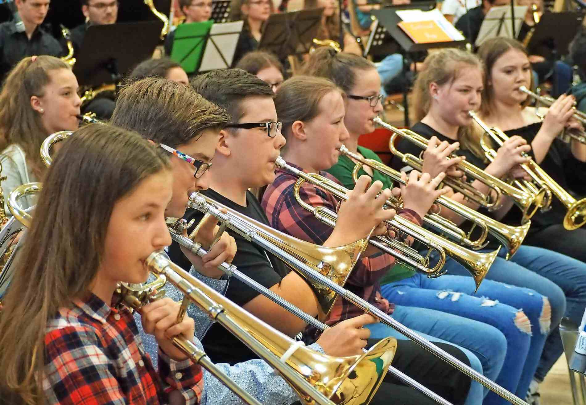»Big Band des Gymnasiums Hermeskeil (Laid Back)«