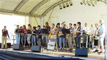 »FWG Jazz Band«