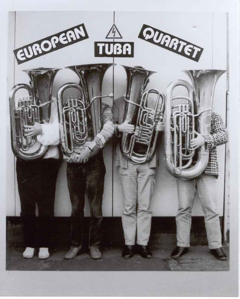 »European Tuba Quartet«