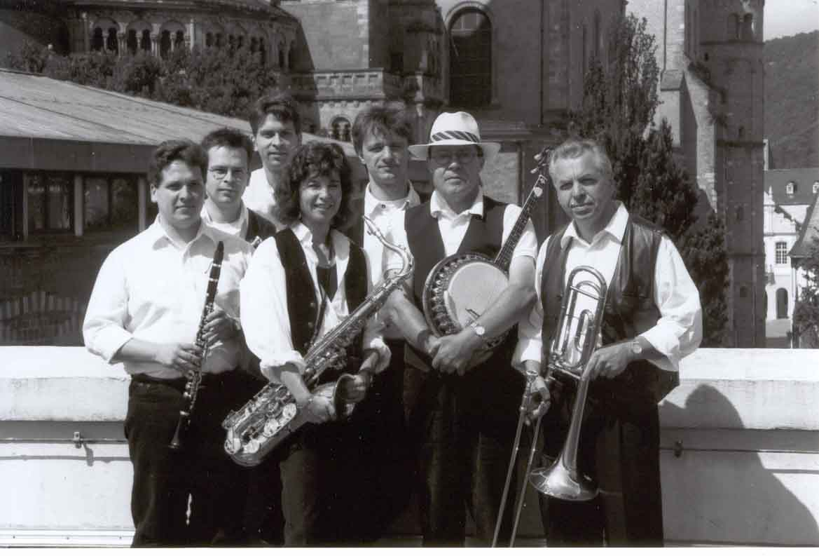 Bandfoto »Trierer Swing College Band«