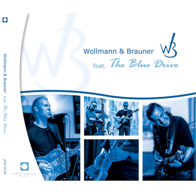 Wollmann & Brauner feat. The Blue Drive (pmt-19-01)